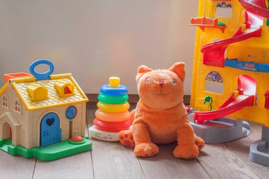 © Kinderopvang 'T Vlaggetje – Speelgoed