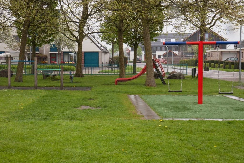 © Kinderopvang 'T Vlaggetje – Speeltuin